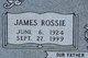 James Rossie Creel