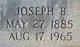 Joseph Benjamin Creel
