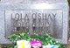 Lola O'Shay