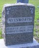 Profile photo:  Albert R. Aylsworth