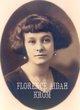 Florence Aidah <I>Krom</I> Tompkins