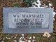 William Marshall Benningfield