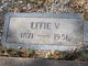 Effie Verona <I>Powell</I> Craft