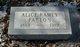 Profile photo: Mrs Alice <I>Ramey</I> Patton