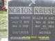 Maria Catherine Louisa <I>Kruse</I> Norton