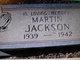 Profile photo:  Martin Jackson