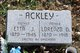 Profile photo:  Etta J. <I>Jordan</I> Ackley