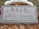 Dorothy E. <I>Dean</I> Bain