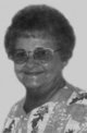 Mary Evelyn <I>Hogan</I> Adams