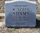 Profile photo:  Walter Scott Adams