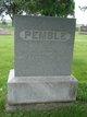 Nellie L. <I>Oxley</I> Pemble