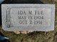 Ida May <I>King</I> Fue