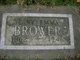 Profile photo: Mrs Mary Emma <I>Merrill</I> Brower