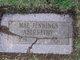 Profile photo:  Mae <I>Jennings</I> Abernethy