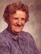 Mrs Violet Mary <I>Weaver</I> Sanders