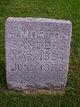 Profile photo:  A Morton Sanders