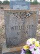 Willie Sue Allen