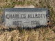 Profile photo:  Charles Allcott