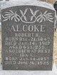Robert H Alcoke