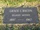 """Profile photo:  Grace Irene """"Mimi"""" <I>Inwood</I> Bacon"""