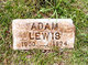 Profile photo:  Adam Lewis