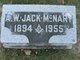 "Profile photo:  A.W. ""Jack"" McNary"