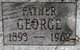 George Scherr, Jr