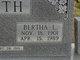 Bertha Leon <I>Steward</I> Smith