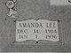 Amanda Lee <I>Puckett</I> South