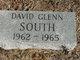 David Glenn South