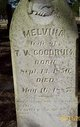 Melvina <I>Hicks</I> Goodrum