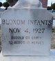 Infant Twin A Bloxom