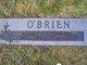 Dorothy Ann <I>Chaney</I> O'Brien