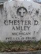 Chester D Amley