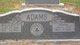 Fannie <I>Smith</I> Adams