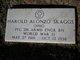 PFC Harold Alonzo Skaggs Sr.