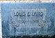"""Louis Edward """"Shorty"""" Laird"""