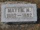 Mattie M Hamm