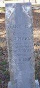 Mary C. <I>Rawls</I> Rape