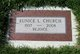 Profile photo:  Eunice Louise <I>Foster</I> Church