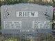Dewitt T Rhew