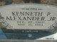 """Kenneth Perry """"Kenny"""" Alexander, Jr"""