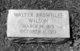 Walter Brownlee Wilson