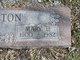 Mary Elizabeth <I>Thompson</I> Houston