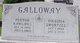 Virginia October <I>Swortzel</I> Galloway
