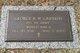 "George Robert William ""Bill"" Griffith"