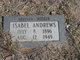 Isabel Andrews