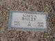 Agnes Alice <I>Jones</I> Bailey