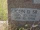 John D South