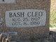 Bash Cleo South